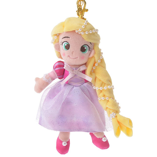 Plushie Keychain Series : FASHION-PEARL PARTY Rapunzel