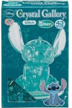 TOY Collection -Stitch Hanayama 46 pc 3D  puzzles