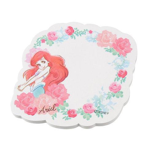 Sticky Pad Series: Little Mermaid Flower sticky memo pad