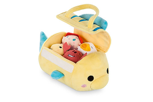 DISNEY TSUM TSUM DECORATION - Little Mermaid Tsum Tsum Bag Collection