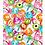 Thumbnail: A5 Memo/Sticky Note pad :  Tsum Tsum : Candy Series - A5 memo pad