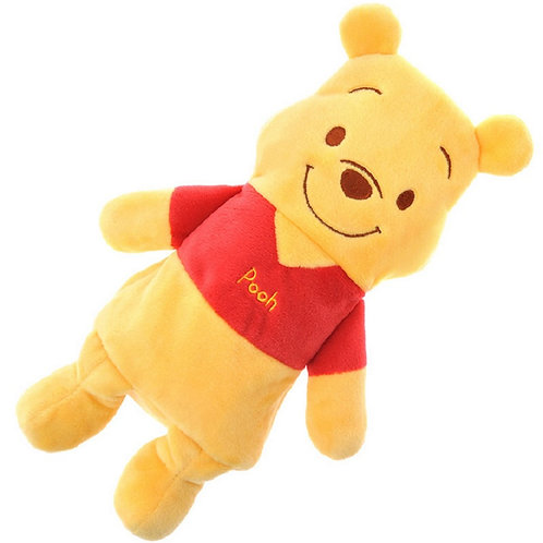 Make-up Pouch Collection : Winnie the Pooh plushie Pencil case