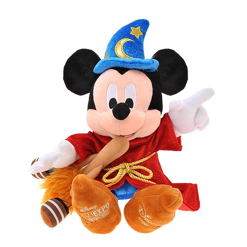 Plushie Keychain Series : D23 Mickey  Fantasia