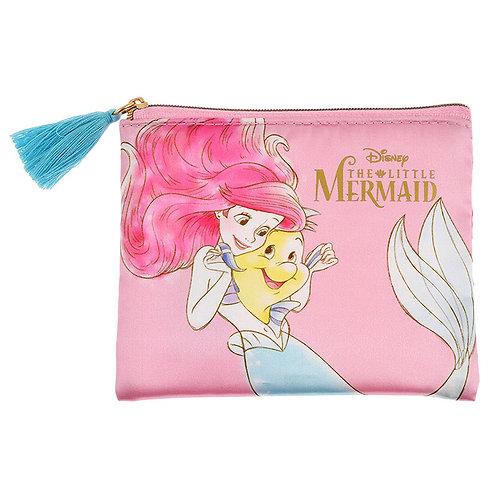 Coin Purse Collection : : Little Mermaid Ariel & Flounder Coin Case