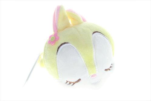 Plushie Keychain Collection - Muchy Miss Bunny Plushie Keychain