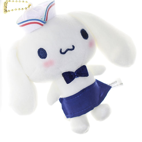 Plushie Keychain Collection - Cinnamoroll cafe Collection Plushie Keychain