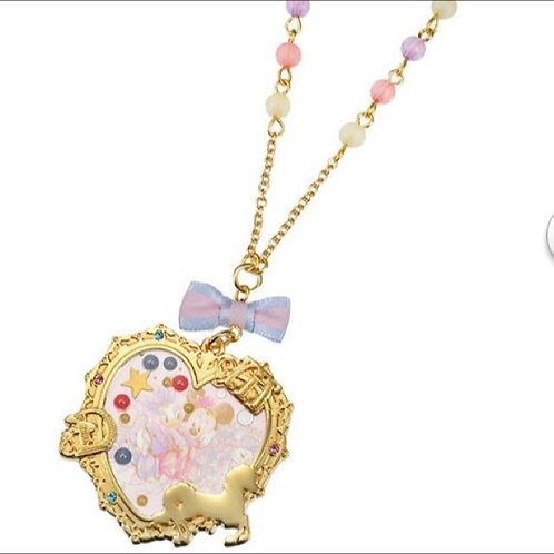 Jewel Collection - Minnie & Daisy Angelic Pretty Carousel necklace