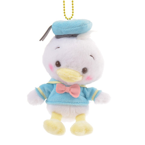 Plushie Keychain Collection - PASTEL STYLE Donald Plushie Keychain