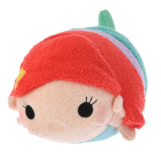 Singing Series Tsum Tsum - The Little Mermaid