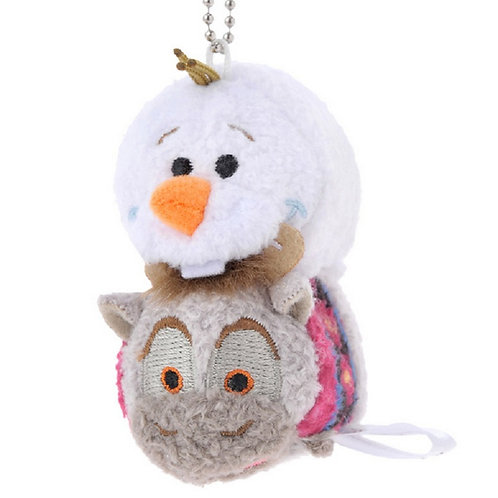 Tsum Tsum Stack Stack -Frozen : Olaf and Seven