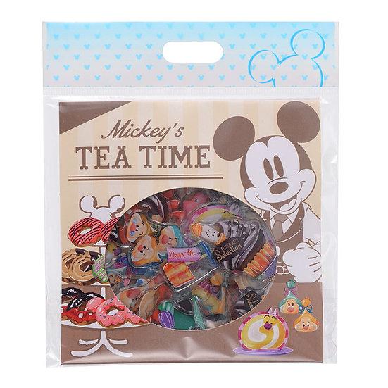 Sticker Collection - Mickey Tea Time Cake set