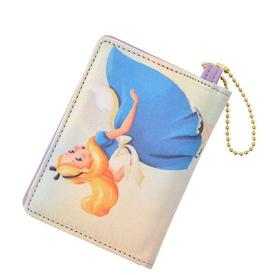 Card Case Collection :  Curious garden Alice card case purse