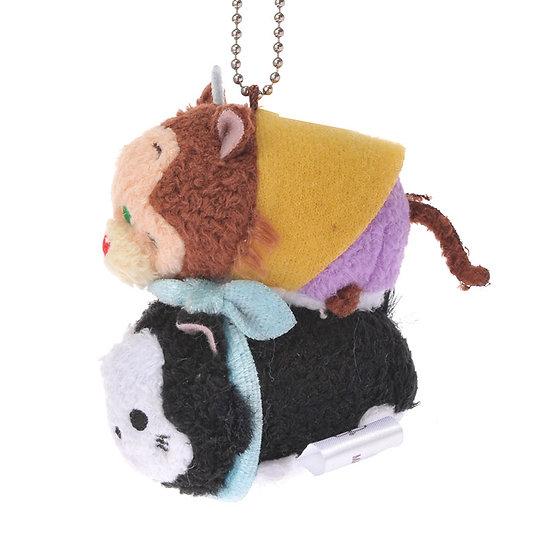 Tsum Tsum Stack Stack-Cat Series : Gideon & Figaro