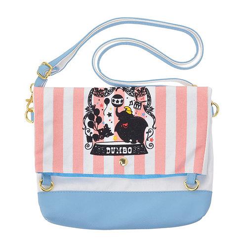 Shoulder Bag Collection : Dumbo Circus 3-way Handphone shoulder bag