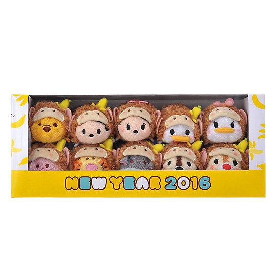 Tsum Tsum Set Collection - Tsum Tsum New Year Monkey Box Set (2016)