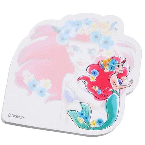 Sticky Pad Series: Little Mermaid , Ariel Flora Beauty Sweetness