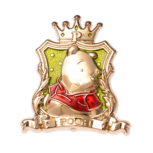 Badge Pin Collection - Winnie the Pooh Kingdom