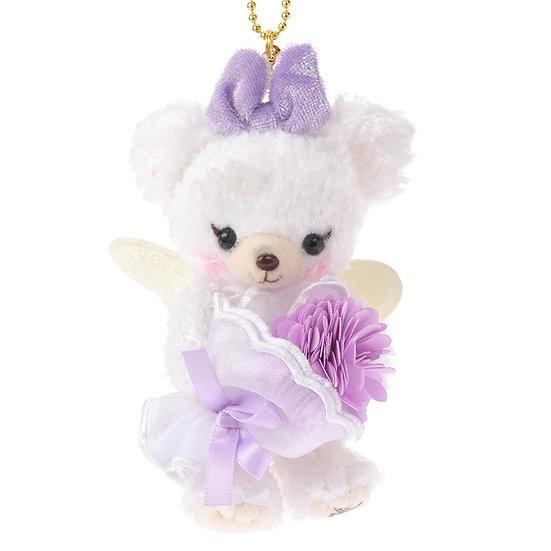 Unibearsity Keychain Collection - Puffy Unibearsity Flower & Gifts Keychain