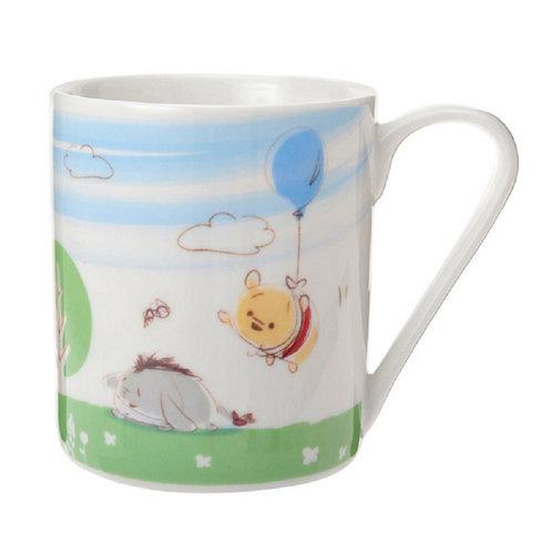 Tsum Tsum Sketch Mug Series : Winnie the Pooh