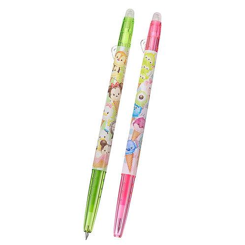 Frixion Series : Tsum Tsum ice-cream 0.38 Frixion Pen Set