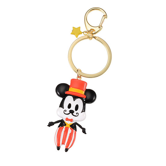 Circus Series Keychain - Mickey
