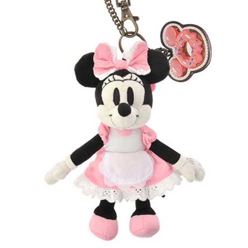 Plushie Keychain Series : HAPPY TEA TIME Minnie