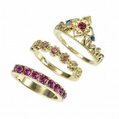 Ring Series : Frozen Anna 3 Set Ring