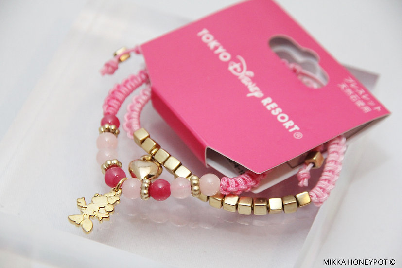 Natural Stone Series : Minnie Bracelet