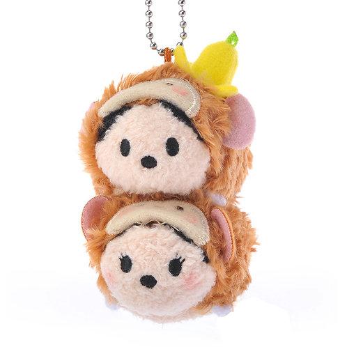 Tsum Tsum Stack Stack- Monkey zodiac Mickey&Minnie