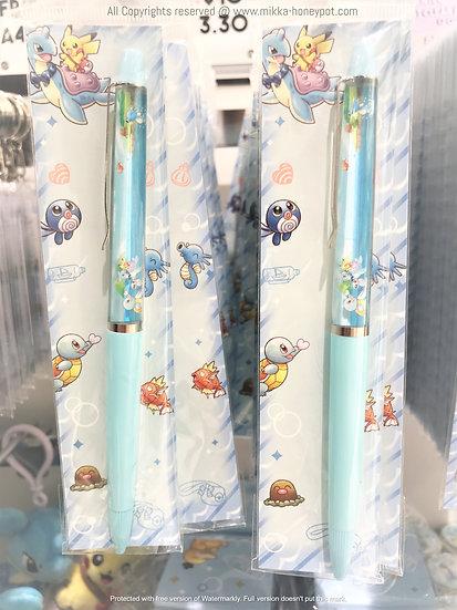 Pokemon [PO]- Singapore Jewel Changi Airport Exclusive  Lapras Floating Pen