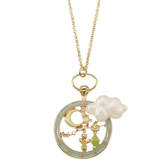 Necklace Series - Disney Classics Peter Pen and Tinker Bell Charm