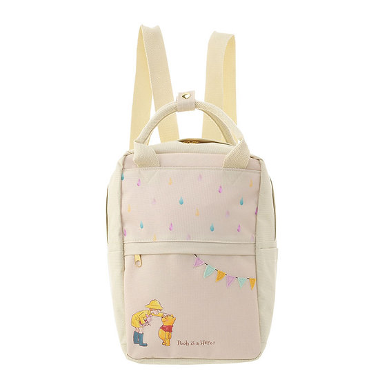 Backpack Collection : Winnie the Pooh and Friend Rainy Day Backpack
