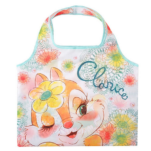 Eco Foldable Tote Bag Collection : Clarice Flower Dream Tote Bag