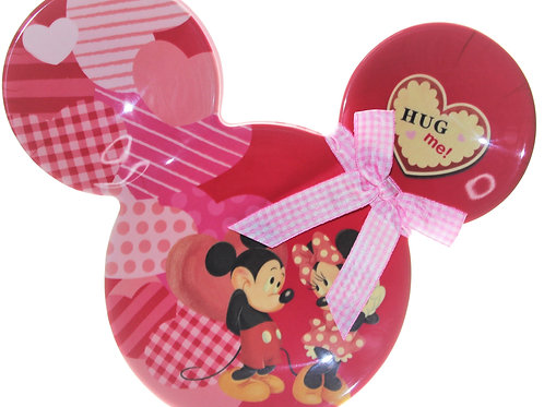 Tableware Collection - Mickey& Friends Friendship Love Hug Plate