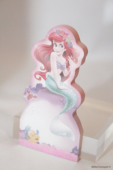 Tokyo Disney Exclusive : Little Mermaid stick card