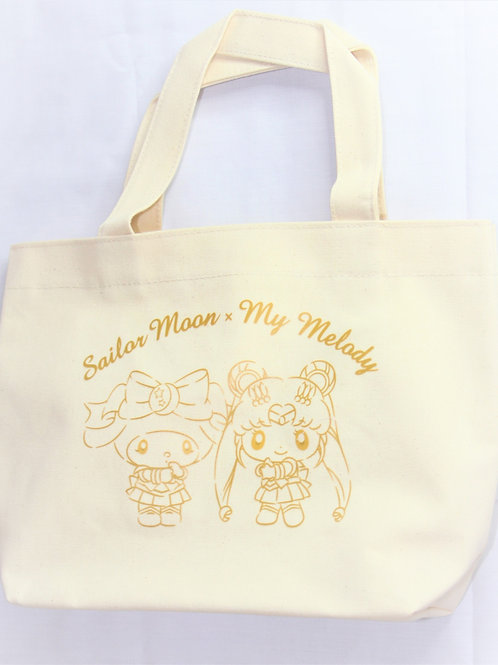 Hand Bag Collection - My Melody x Sailor Moon Special Edition Lunch Bag