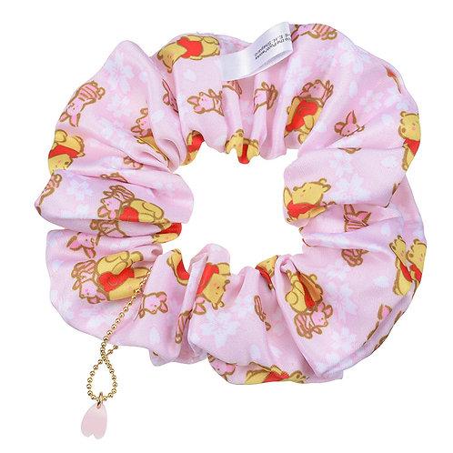 Scrunchie Hair Decoration : Winnie the Pooh Pony Hair Sakura Scrunchie