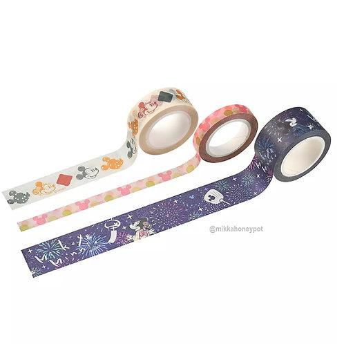 Washi tape Collection- Mickey & Minnie firework Japan Culture Washi tape