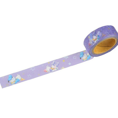 Sweet Dream Donald and Daisy Washi Tape