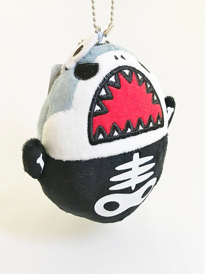 Plushie Keychain Series:Universal Studio Osaka The Shark Halloween 2017