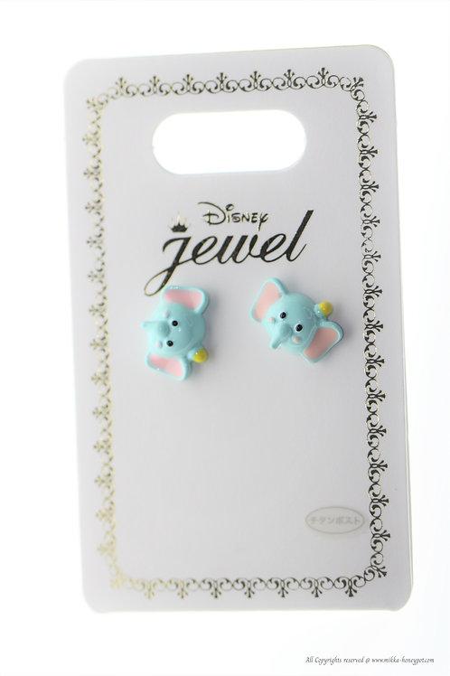 Earring Collection : Dumbo 3D Earring