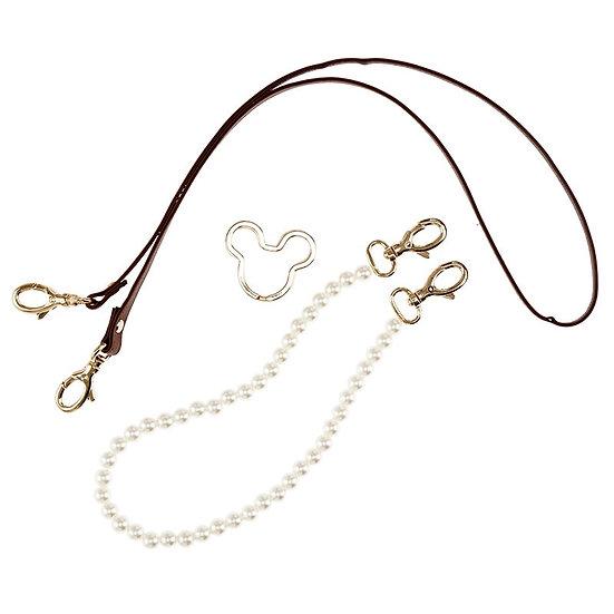 Bag Decoration Collection - Mickey Icon 3 - way Bag charm chain