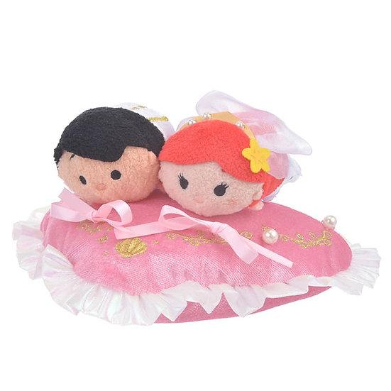 DISNEY TSUM TSUM DECORATION - Little Mermaid Ariel & Prince Wedding TSUM TSUM