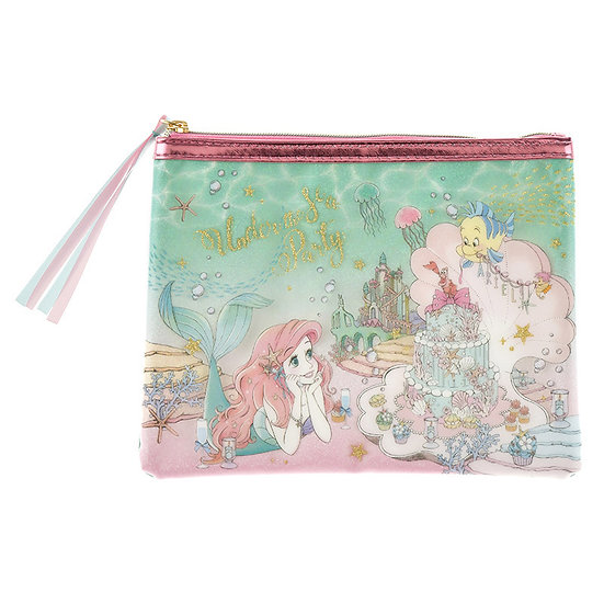 Make-up Pouch Collection : Little Mermaid Ariel Princess Party pouch