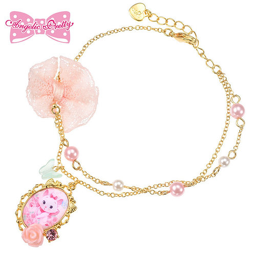 Angelic Pretty : Kiss Me! Cat Marie Cat Bracelet