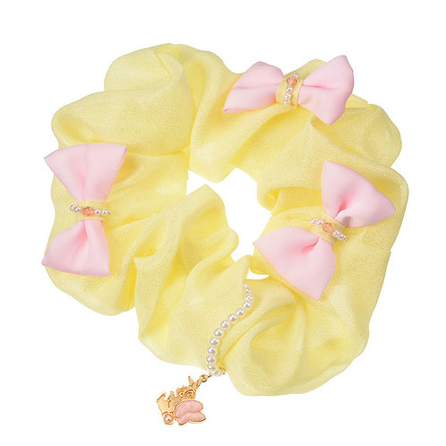 Scrunchie Hair Decoration : Sweet Harmony Miss Bunny Hair Scrunchie