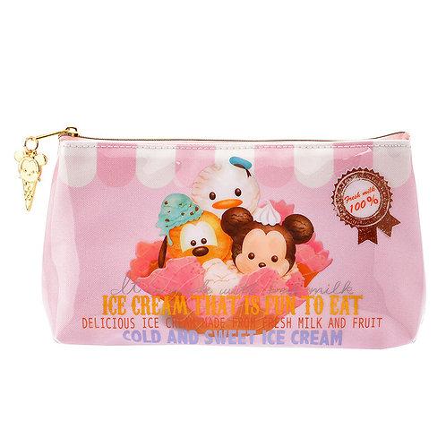 Make-up Pouch Collection : Tsum Tsum ice-cream Makeup pouch / pencil case