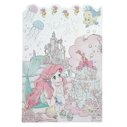Underlay Series - Little Mermaid Birthday Party