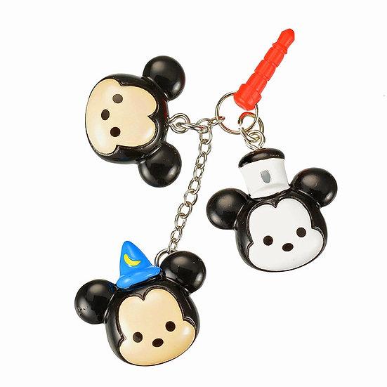 DUST PLUG - D23 Japan 2015 Tsum Tsum Mickey Dust Plug