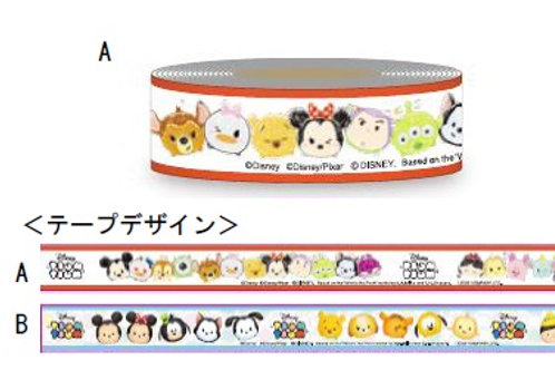 Washi Tape Collection - Japan Post office exclusive Tsum tsum Washi Tape